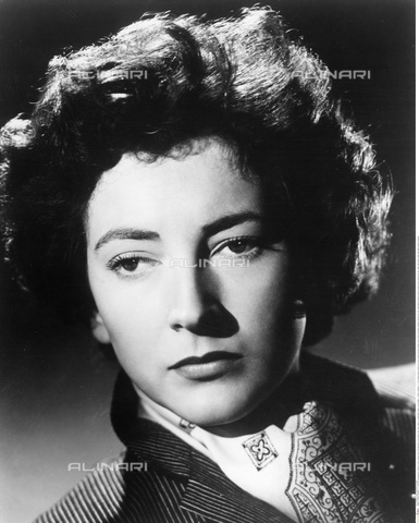 INT-S-000110-5493 - The actress Valentina Cortese - Data dello scatto: 1950 ca. - Friedrich / Interfoto/Alinari Archives