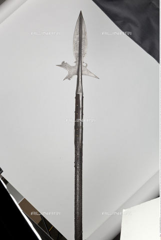 INT-S-003414-9264 - Alabarda, Austria, 1580/90 ca. - HERMANN HISTORICA GmbH / Interfoto/Archivi Alinari