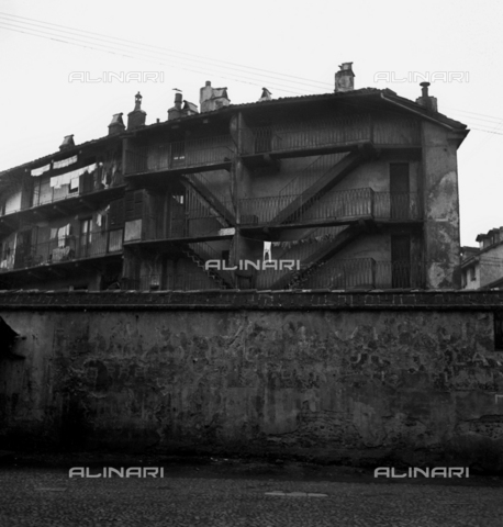 "LAA-F-000164-0000 - ""Milan: Old Architecture"" - Data dello scatto: 1939-1940 - Archivi Alinari, Firenze"