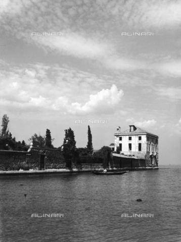 LFA-F-000017-0000 - Veduta animata della laguna di Venezia - Data dello scatto: 1950 ca. - Archivi Alinari, Firenze