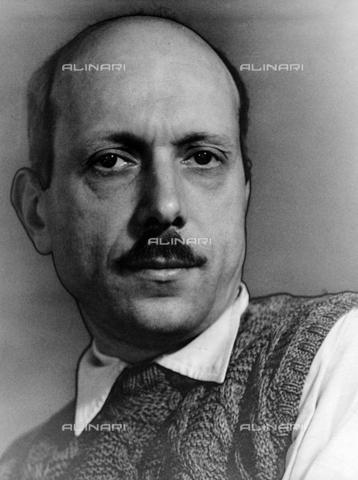 LFA-F-000067-0000 - Ritratto del fotografo Federico Vender (1901-1999) - Data dello scatto: 1950 ca. - Archivi Alinari, Firenze