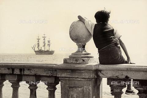 """LFA-F-000174-0000 - """"Dreaming of pirates"""", Terrazza Mascagni, Livorno"""