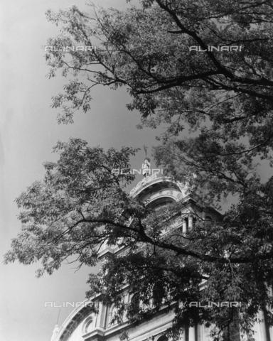 LFA-F-000186-0000 - Scorcio della facciata della Chiesa di San Zaccaria a Venezia - Data dello scatto: 1955 ca. - Archivi Alinari, Firenze