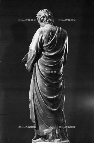 LFA-S-00000H-0204 - Statua di San Marco, Torcello, Venezia - Data dello scatto: 1950 ca. - Archivi Alinari, Firenze