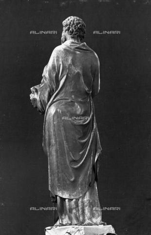 LFA-S-00000H-0702 - Statua di San Bartolomeo, Torcello, Venezia - Data dello scatto: 1950 ca. - Archivi Alinari, Firenze