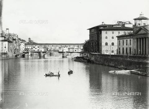 MAA-F-000005-0000 - Ponte Vecchio, Firenze