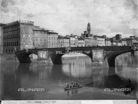MAA-F-001354-0000 - Ponte Santa Trinita, Florence