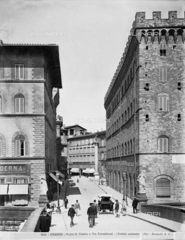 MAA-F-001645-0000 - Ponte Santa Trinita, Florence