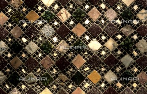 MBA-F-015043-0000 - Pavimento in marmo della chiesa di S. Marco a Venezia - Data dello scatto: 01/01/1995 - Lisa Hammel/Annet van der Voort / Bildarchiv Monheim / Archivi Alinari