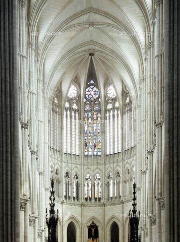 MBA-F-023040-0000 - Abside della Cattedrale di Notre Dame, Amiens - Jochen Helle / Bildarchiv Monheim / Archivi Alinari