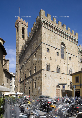 MBA-F-062848-0000 - View of the National Bargello Museum in Florence - Data dello scatto: 27/05/2008 - Schütze-Rodemann / Bildarchiv Monheim / Alinari Archives