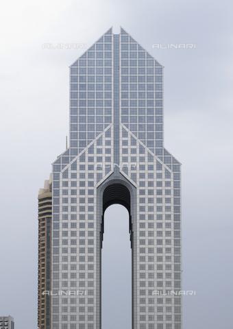 MBA-F-065726-0000 - L'Hotel Dusit Dubai progettato da Khatib & Alami - Data dello scatto: 25/03/2007 - Jochen Helle / Bildarchiv Monheim / Archivi Alinari