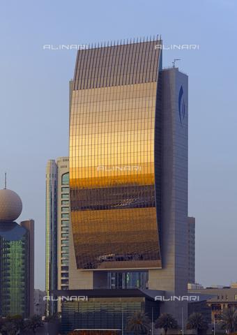 MBA-F-065759-0000 - Grattacielo della Banca Nazionale di Dubai progettato dall'architetto Carlos Ott (1946-) - Data dello scatto: 30/06/2007 - Jochen Helle / Bildarchiv Monheim / Archivi Alinari