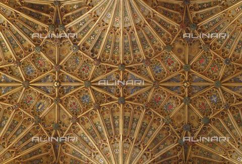 MBA-F-068929-0000 - Volta dell'abbazia di Sherborne - Data dello scatto: 15/03/2010 - Opitz / Bildarchiv Monheim / Archivi Alinari