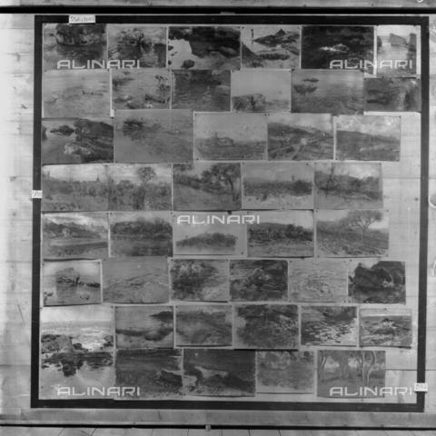 MFA-S-0SN430-000D - Series of landscapes - Data dello scatto: 1900 ca. - Archivi Alinari, Firenze
