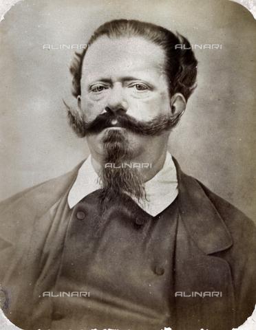 MFC-F-001049-0000 - Ritratto di Vittorio Emanuele II, Re d'Italia - Data dello scatto: 1861-1870 - Archivi Alinari, Firenze