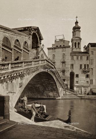 MFC-S-001456-0051 - Rialto Bridge, Venice