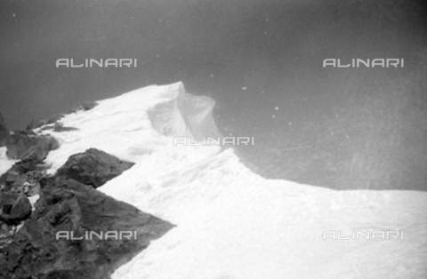 MFV-S-CAI021-0568 - CAI expedition to Gasherbrum IV in the Karakoram massif: Karakoram mountains - Date of photography: 30/04/1958-03/09/1958 - Fosco Maraini/Gabinetto Vieusseux Property©Fratelli Alinari