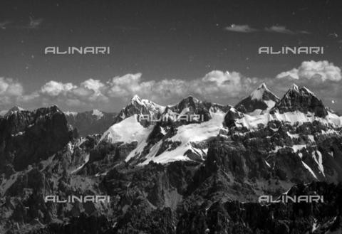 MFV-S-CAI021-0574 - CAI expedition to Gasherbrum IV in the Karakoram massif: Karakoram mountains - Date of photography: 30/04/1958-03/09/1958 - Fosco Maraini/Gabinetto Vieusseux Property©Fratelli Alinari