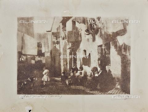 MLD-F-000083-0000 - Strada del Ghettarello a Roma - Data dello scatto: 1920-1929 - Archivi Alinari, Firenze