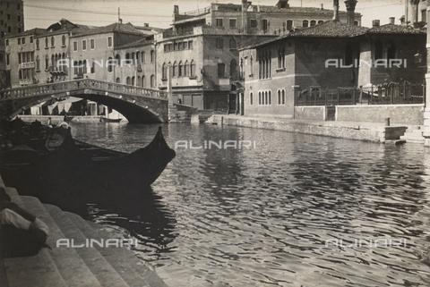 MLD-F-000293-0000 - Ponte delle Guglie a Venezia - Data dello scatto: 1930 ca. - Archivi Alinari, Firenze
