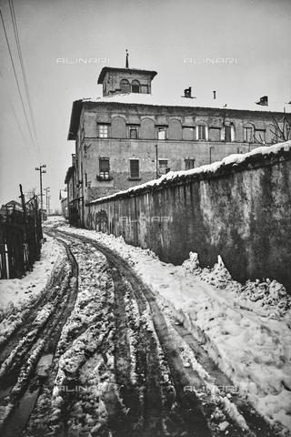 NPA-F-000009-0000 - Villa Torretta a Sesto San Giovanni - Data dello scatto: 1954 - Archivi Alinari, Firenze