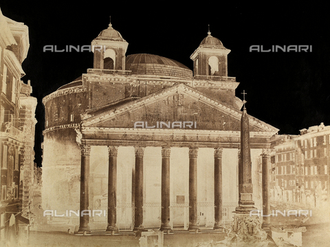 NVQ-F-000115-0000 - Pantheon, Rome