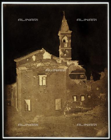 NVQ-F-000133-0000 - Rovine di San Pietro in Montorio, Roma - Data dello scatto: 1849 - Archivi Alinari, Firenze