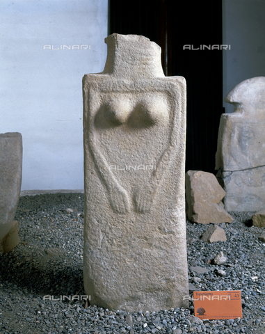 OBN-F-000281-0000 - Stele Treschietto, Castello del Piagnaro, Pontremoli, Massa Carrara - Nicolò Orsi Battaglini/Archivi Alinari, Firenze