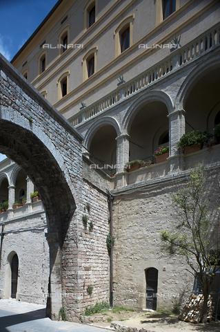 OBN-F-000714-0000 - Via the Seminary in Assisi - Date of photography: 06/2012 - Nicolò Orsi Battaglini/Alinari Archives, Florence