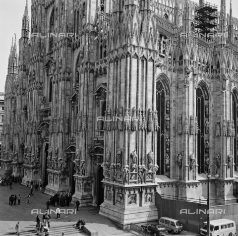 OMD-S-000436-0008 - Milan Cathedral - Date of photography: 05/1991 - Fratelli Alinari Museum - donation Orioli, Florence