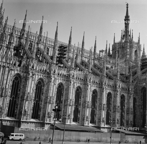 OMD-S-000436-0011 - Milan Cathedral - Date of photography: 05/1991 - Fratelli Alinari Museum - donation Orioli, Florence