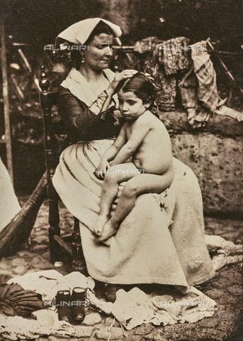 OTC-F-000033-0000 - Spidocchiatrice - Data dello scatto: 1852 - Archivi Alinari, Firenze