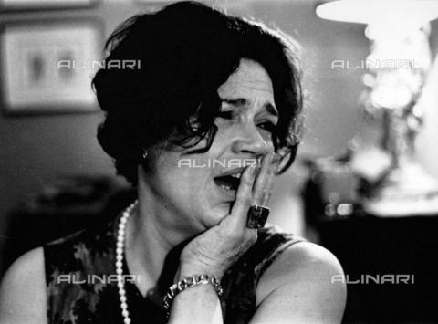 PAQ-F-000079-0000 - L'attrice Jole Silvani - Data dello scatto: 1970-1979 - Archivi Alinari, Firenze