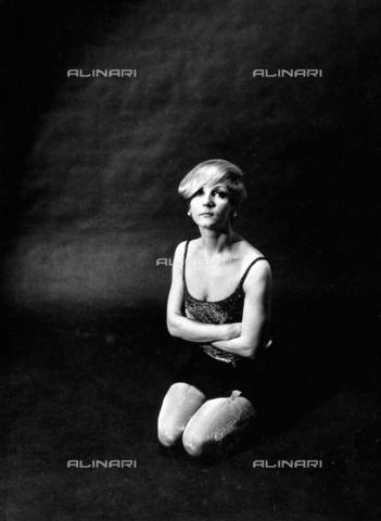 PAQ-F-000083-0000 - Ritratto femminile - Data dello scatto: 1970-1979 - Archivi Alinari, Firenze