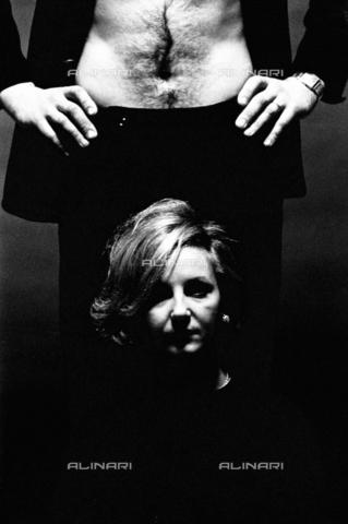 PAQ-F-000118-0000 - Ritratto femminile - Data dello scatto: 1980 ca. - Archivi Alinari, Firenze
