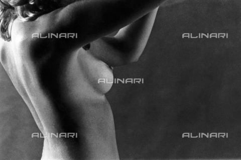 PAQ-F-000160-0000 - Nudo femminile - Data dello scatto: 1980 ca. - Archivi Alinari, Firenze