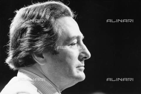 PAQ-F-000509-0000 - Portrait of Franco Gulli - Data dello scatto: 1979 - Archivi Alinari, Firenze