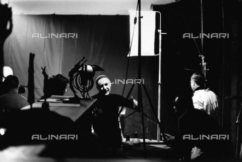 PAQ-F-000752-0000 - Lo scultore Marcello Mascherini - Data dello scatto: 1980 ca. - Archivi Alinari, Firenze