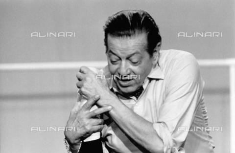 PAQ-F-000753-0000 - Serge Lifar - Data dello scatto: 1980 ca. - Archivi Alinari, Firenze