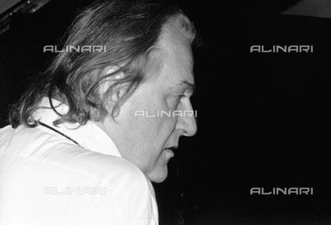 PAQ-F-000755-0000 - Il pianista Jorge Demus - Data dello scatto: 1980 ca. - Archivi Alinari, Firenze