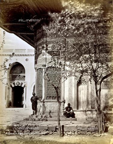 PDC-A-004568-0031 - La fontana del sultano Ahmet III a Istanbul - Data dello scatto: 1870-1875 ca. - Archivi Alinari-collezione Palazzoli, Firenze
