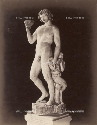 PDC-F-002723-0000 - Bacchus, Museo del Bargello, Florence