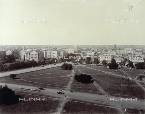 PDC-S-003980-0005 - Scorcio panoramico di Calcutta - Data dello scatto: 1880-1890 - Archivi Alinari, Firenze