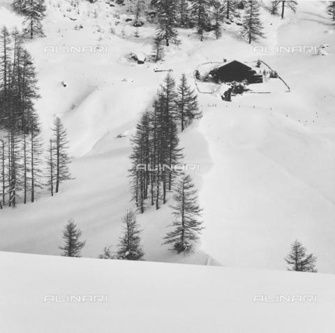 PFA-F-001466-0000 - Val di Fex, Engadina, Canton dei Grigioni, Svizzera - Data dello scatto: 1986-1987 - Archivi Alinari, Firenze