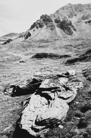 PFA-F-001484-0000 - La valle del Furtschellas, Engadina, Canton dei Grigioni, Svizzera - Data dello scatto: 08/1993 - Archivi Alinari, Firenze
