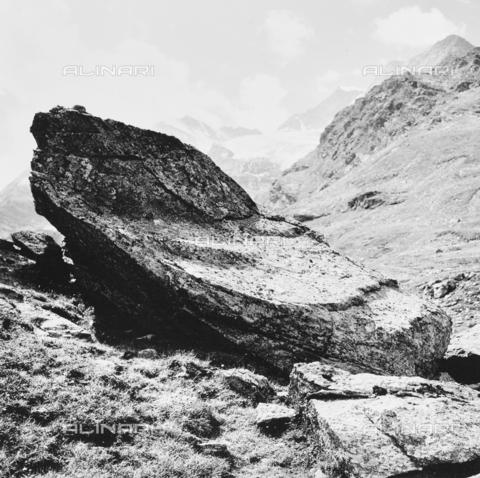 PFA-F-001487-0000 - Ghiacciaio del Bernina, Engadina, Canton dei Grigioni, Svizzera - Data dello scatto: 08/1993 - Archivi Alinari, Firenze