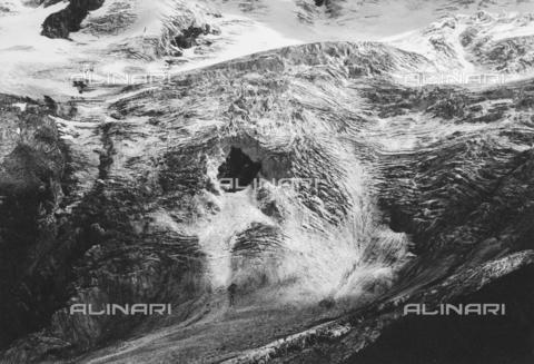 PFA-F-001488-0000 - Ghiacciaio del Bellavista, Engadina, Canton dei Grigioni, Svizzera - Data dello scatto: 08/1993 - Archivi Alinari, Firenze
