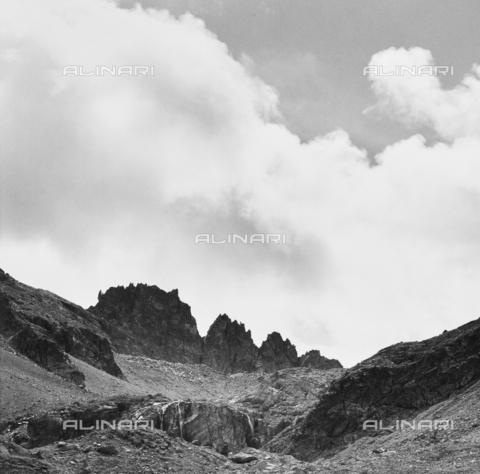 PFA-F-001507-0000 - Passo dello Julier, Engadina, Canton dei Grigioni, Svizzera - Data dello scatto: 08/1992 - Archivi Alinari, Firenze