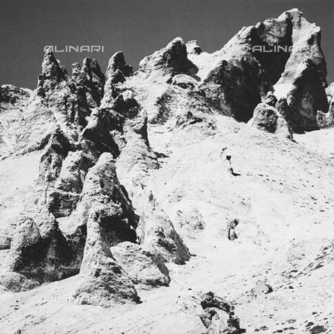 PFA-F-001510-0000 - Paesaggio montano della Val di Livigno - Data dello scatto: 08/1993 - Archivi Alinari, Firenze